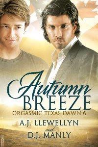 Autumn Breeze (Orgasmic Texas Dawn, #6)