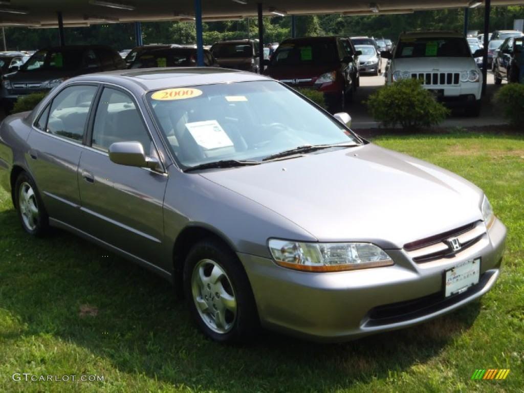 Honda Civic 2000 Honda Accord Silver Paint Code