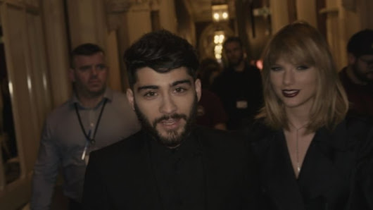 I Don't Wanna Live Forever (Fifty Shades Darker) (Behind The Scenes - Zayn & Taylor) - Taylor Swift & ZAYN