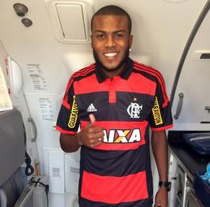 Marcelo Cirino Flamengo (Foto: Divulgação / Flamengo)