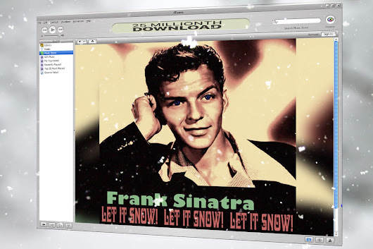 Today in Apple history: 'Let It Snow!' is iTunes' 25 millionth download | Cult of Mac