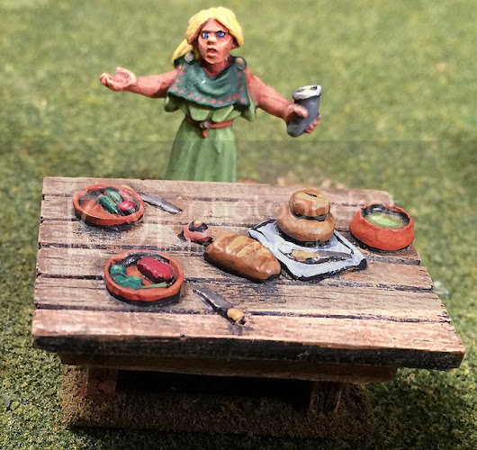28mm Tables & Rifle Cases