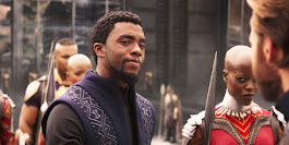 Watch Marvel's Avengers: Infinity War Trailer - Here Is Some Footage of Captain America and Black Panther Touching Each Other