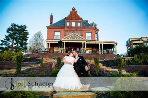 St. Aloysius Chapel wedding Wiedemann Hill Mansion