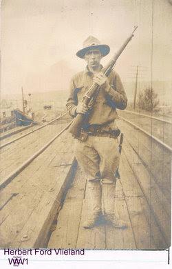 Herbert Ford Vlieland