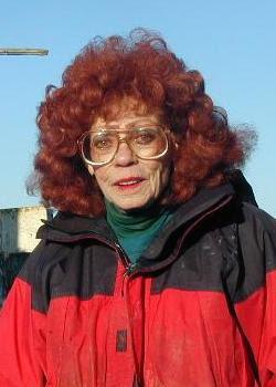 NDG: Raven Feeder Jean Keene 1923 - 2009 RIP