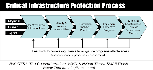 Critical Infrastructure Protection - The Lightning Press SMARTbooks