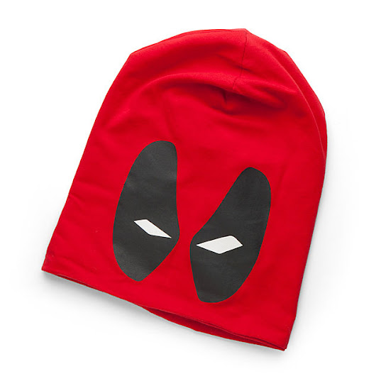 Deadpool Beanie Will Keep Your Dome Warm While Munching on Quesadillas