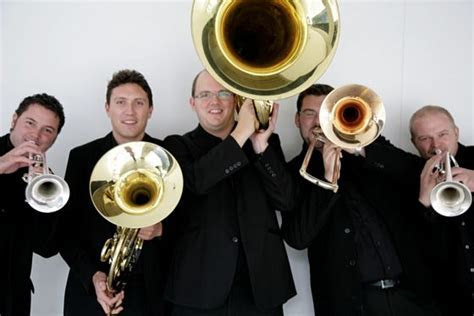 Nathan Hassall Music   Maestoso Brass Quintet