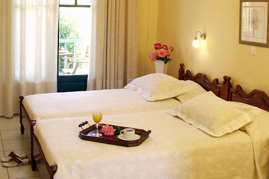 Double room, accommodation Halkidiki - Giannikos Hotel