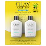 Olay Complete Sensitive 6 fl oz, SPF 15, 2-pack