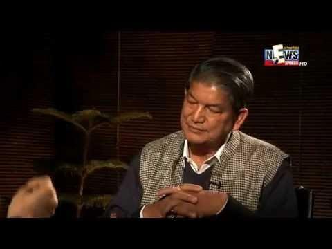 Harish Rawat Interview by Dr. Mukesh Kumar Part 1