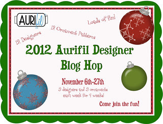 Aurifil Christmas Blog Hop