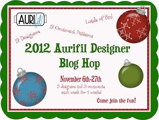 Aurifil Christmas Blog Hop