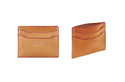 Red Wing Heritage Minimalist Wallet + Card Holder