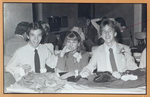 1984: Homecoming Dance