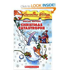Geronimo Stilton Christmas Catastrophe