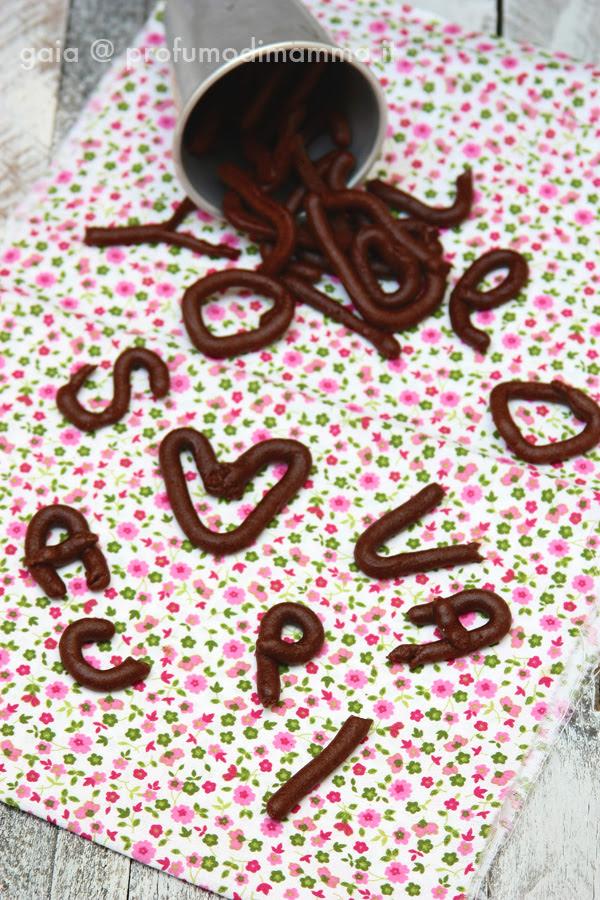 Quaresimali al cioccolato