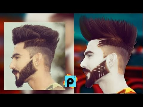 Picsart Editing/White Face + Background Change/ Picsart and autodesk sketchbook pic editing tutorial