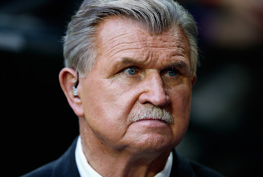 Mike Ditka thinks parents should suggest their kids play golf