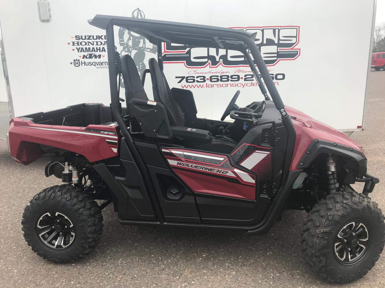 2019 Yamaha Wolverine X2 R Spec For Sale In Cambridge Mn