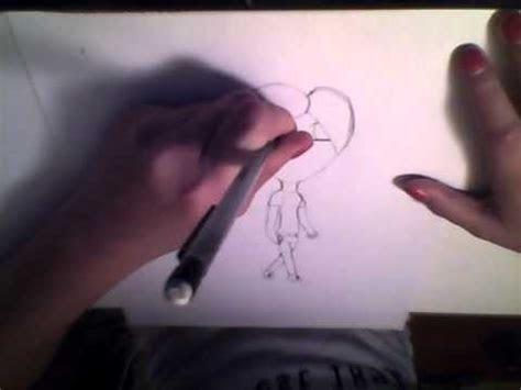 draw  anime girl   bad video youtube