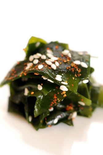seaweed salad© by Haalo