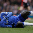 Ankle injury For Demba Ba