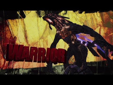 The Warrior Borderlands Wiki Walkthroughs Weapons