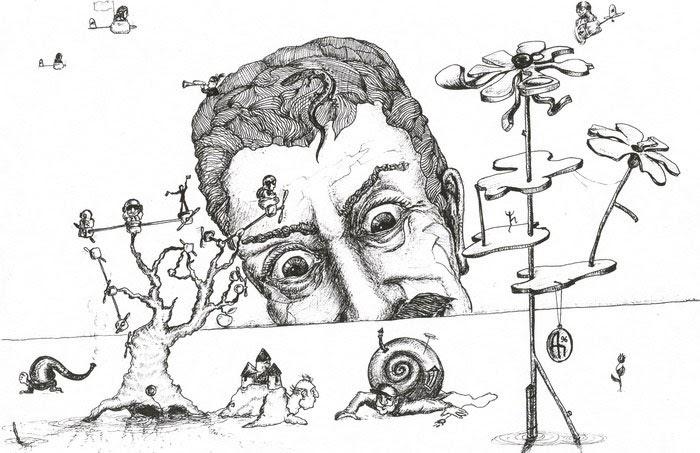 THE ART STUDIO: Mentally Ill People Drawings