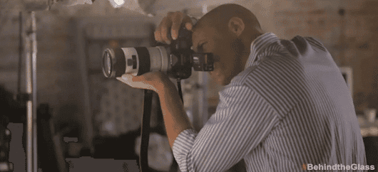 Photographer Nigel Barker Talks About His Favorite Camera