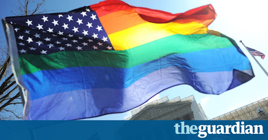 Drop in teenage suicide attempts linked to legalisation of same-sex marriage | US news | The Guardian