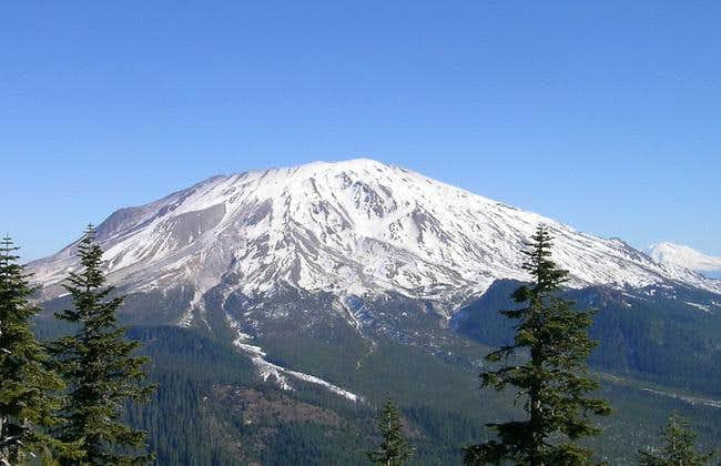 MT St. Helens Mountain