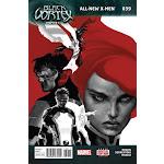 Marvel Comics Black Vortex #39 All New X-Men Comic Book