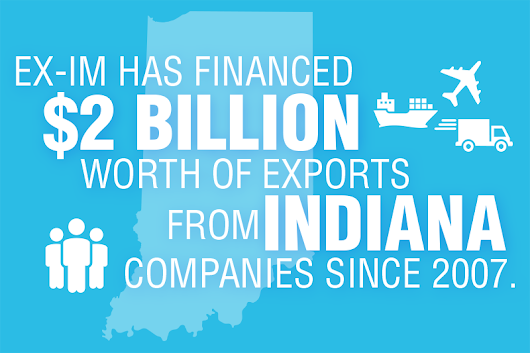 Why the U.S. Export-Import Bank Is Vital to Indiana's Small Businesses | U.S. Chamber of Commerce