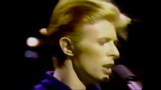 David Bowie performs 'Five Years' on Dinah! | Thin White Duke