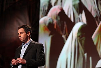 English: Sam Harris speaking in 2010