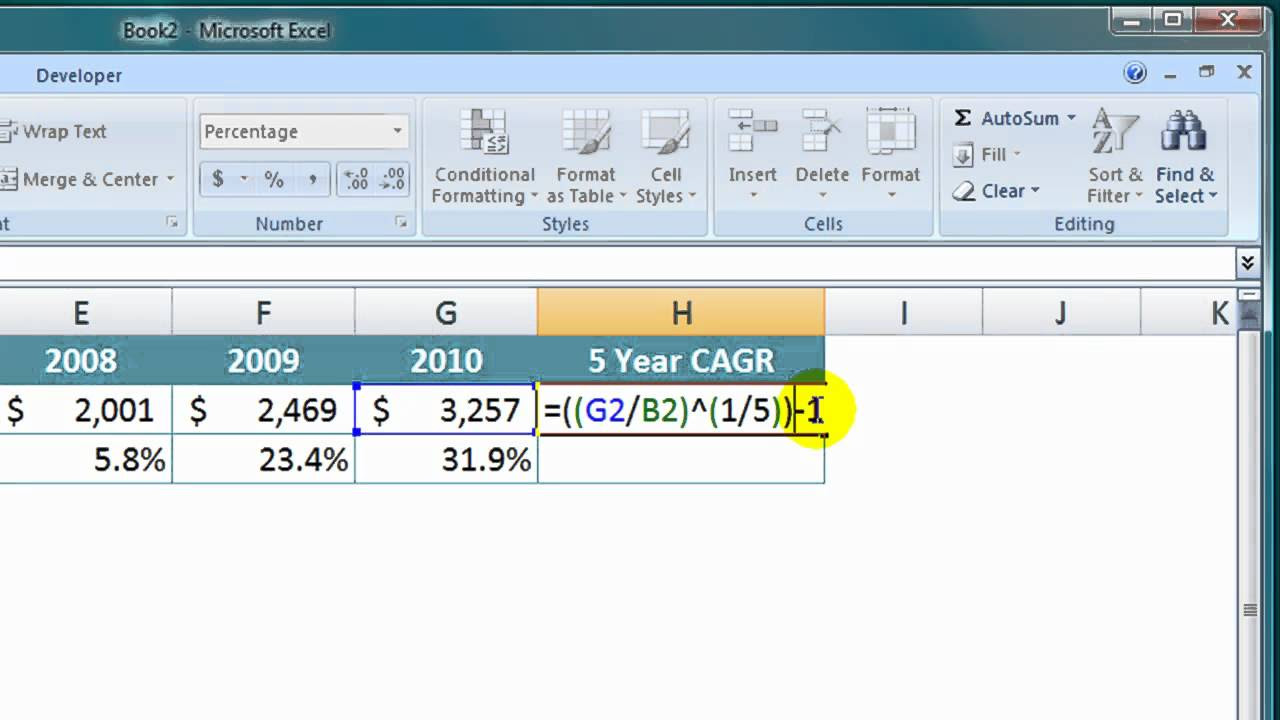 41 formula for cagr growth, for growth formula cagr.