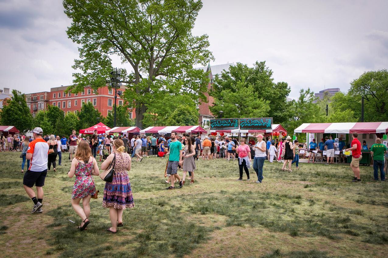 The 2018 Asian Food Fest Takes Over Washington Park | Cincinnati Refined