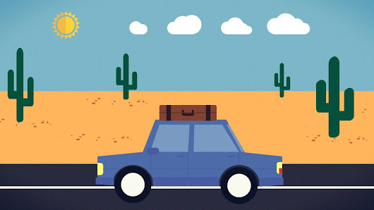 How To Survive Long Road Trips Without Going Crazy