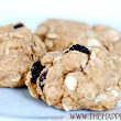 Peanut Butter Banana Oatmeal Raisin Cookies | The Happier Homemaker