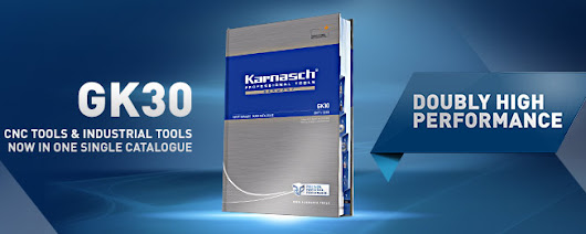 Karnasch.tools – New edition of the main catalogue GK30