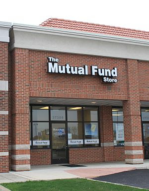 English: The Mutual Fund Store office, 37308 S...