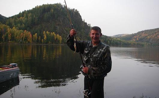 рыбалка на красноярском водохранилище в мае