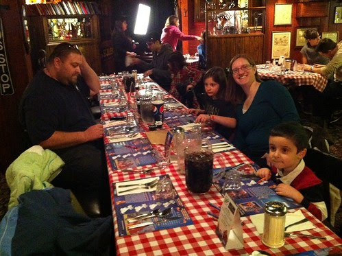 At the Old Spaghetti Factory with BigDaddyKreativ, Mapsgirl et al