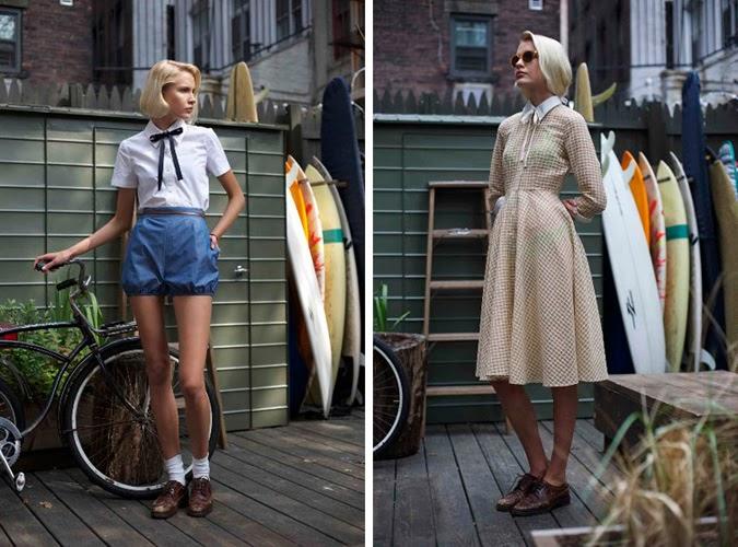 Sally Jane Vintage Thom Dolan Spring 2011