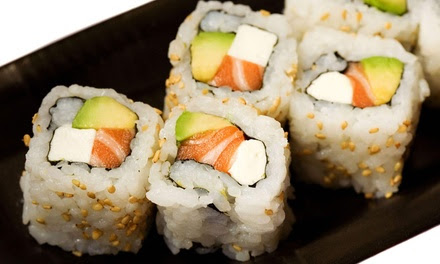 Sushi-Making Class for One or Two at Rice Basil (Up to 54% Off)