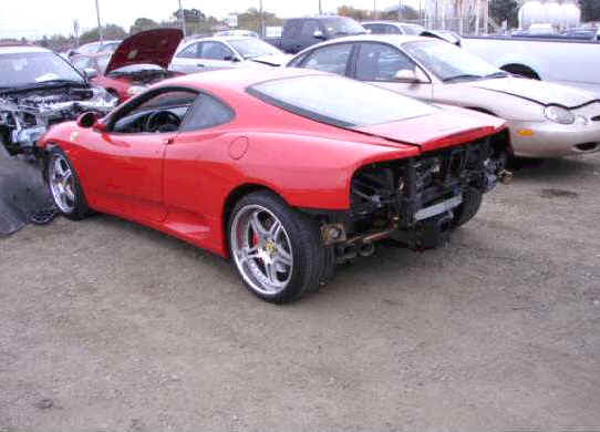 Totaled Cars For Sale >> Supercars Gallery Wrecked Supercars For Sale