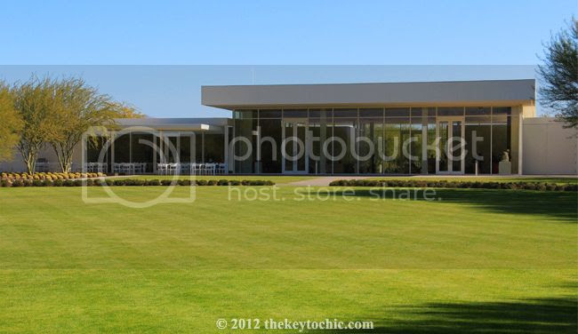 Sunnylands visitor center