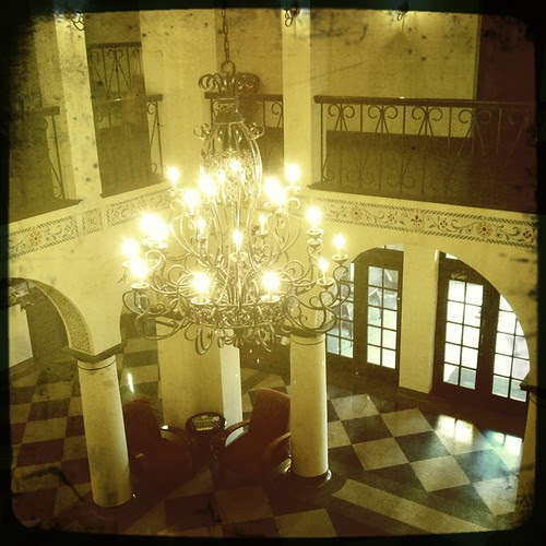 Hotel Seville Lobby